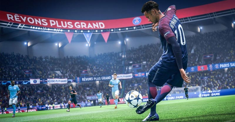 Play the FIFA 19 demo now!