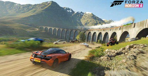 Forza Horizon 4 – review