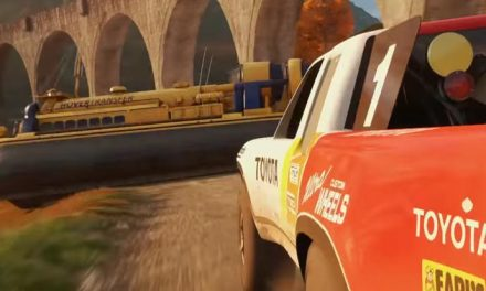 Extended Forza Horizon 4 ad is ever so British