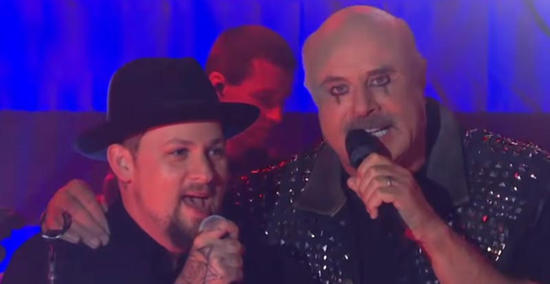 Can Dr Phil make Good Charlotte Great Charlotte?