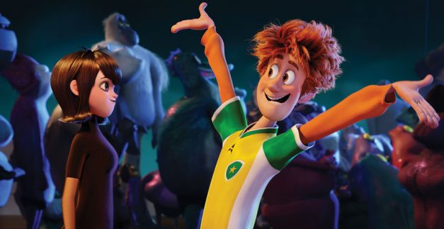 Interview with Andy Samberg – Hotel Transylvania 3