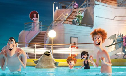 Hotel Transylvania 3 on DVD, Blu-ray & 4K October 17