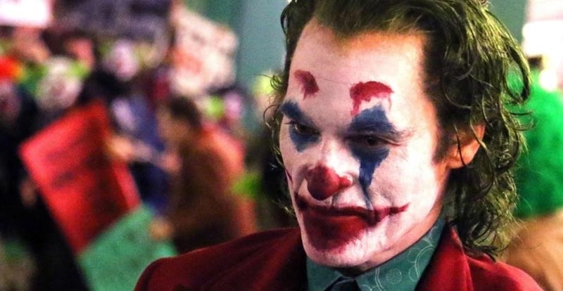 More new Joker footage rolls in