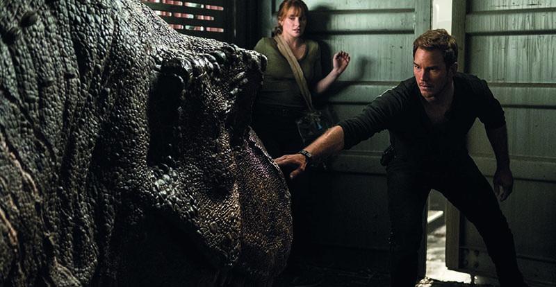 Jurassic World: Fallen Kingdom on DVD, Blu-ray, 3D & 4K September 26