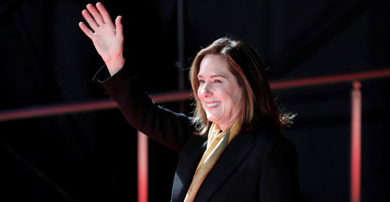 Producer Kathleen Kennedy to receive Honorary Oscar