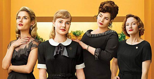 A look behind the scenes of Ladies in Black