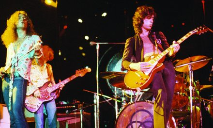 Vinyl Revival: Led Zeppelin's The Song Remains the Same