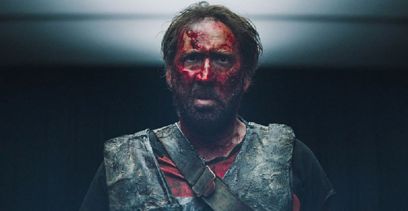 Interview with director Panos Cosmatos – Mandy