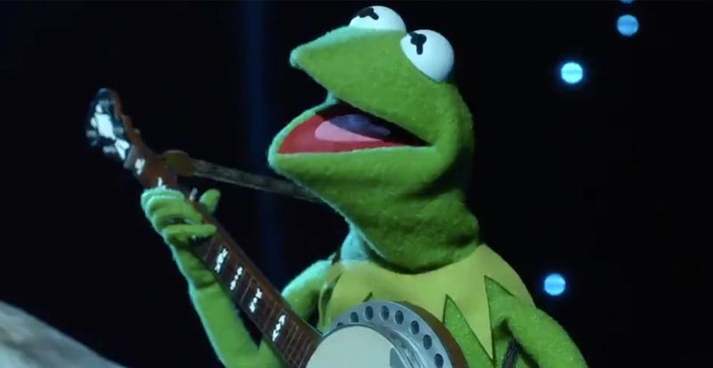 The Muppets do A Star Is Born