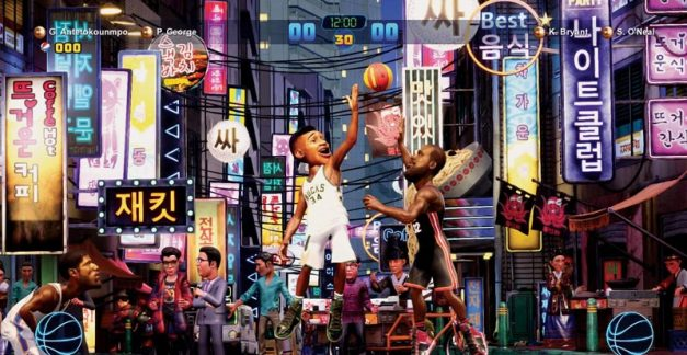 Big-headed basketball action coming in NBA 2K Playgrounds 2