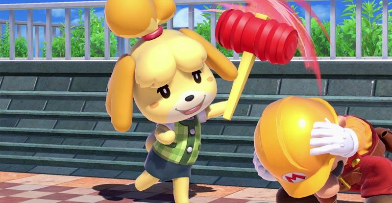 Nintendo drop a megatonne of new stuff