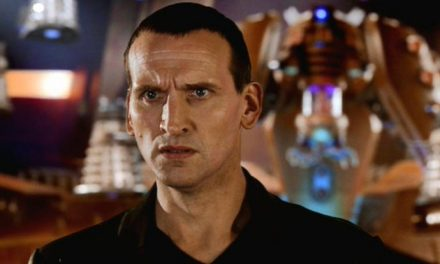 Eccleston's Doctor Who returns – briefly