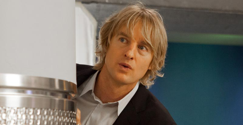 "Wow, Owen Wilson sure does say ""Wow!"" a lot!"