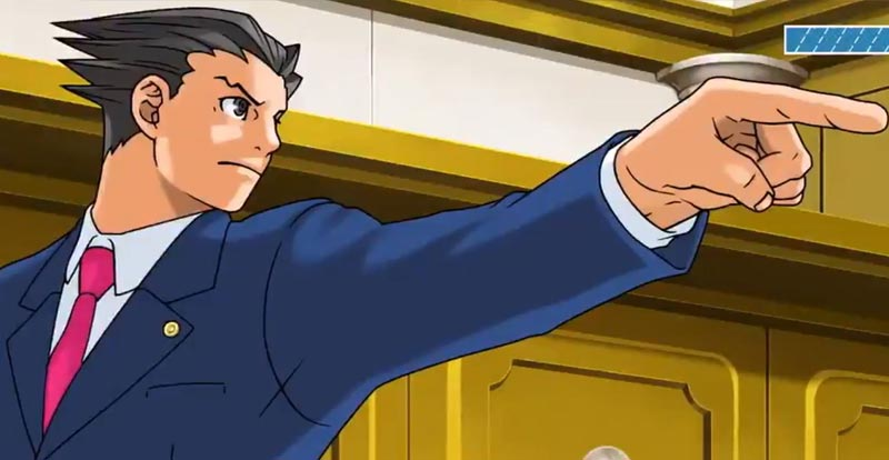 Ace! Phoenix Wright to return in 2019
