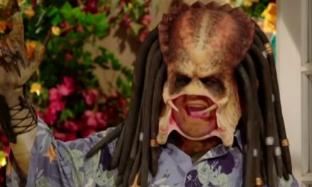 The Predator just can't escape being typecast
