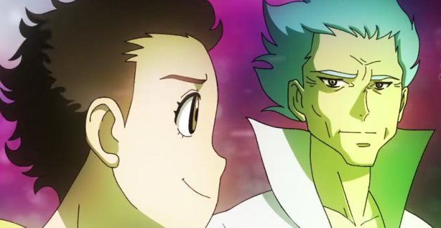 What if Rick and Morty went anime?