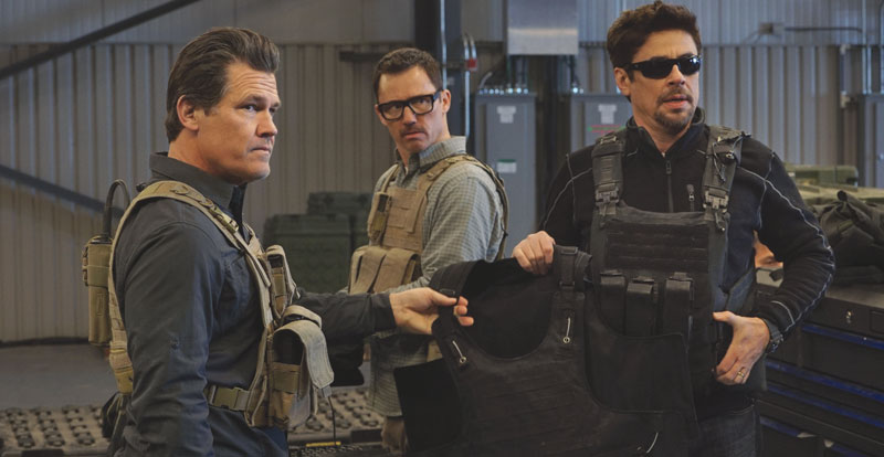 Sicario: Day of the Soldado on DVD, Blu-ray & 4K October 10