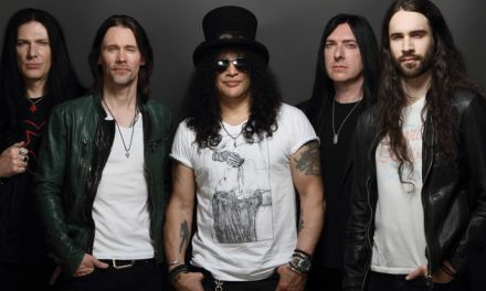 Slash, Myles Kennedy & the Conspirators cook up a dream