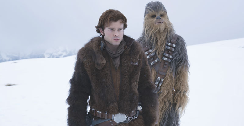 Solo: A Star Wars Story on DVD, Blu-ray, 3D and 4K October 3
