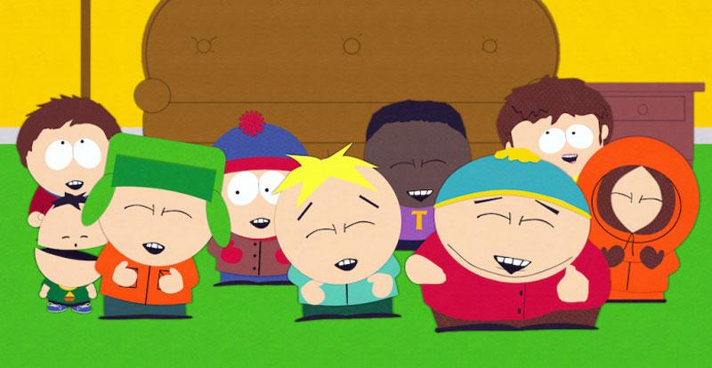 South Park: Season 21 on DVD October 31