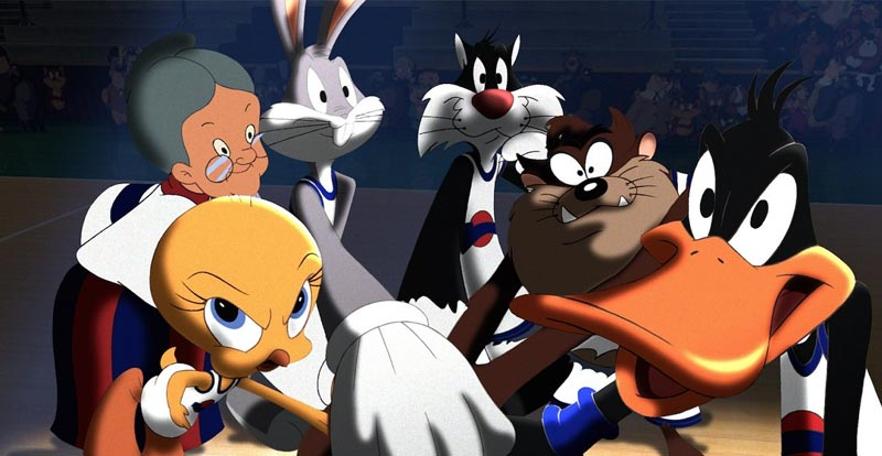 Space Jam 2 is happening!