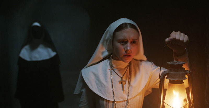 The Nun – review