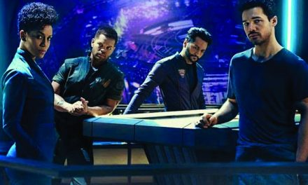 The Expanse: Season 2 on DVD and Blu-ray September 19