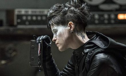 Take the new The Girl in the Spider's Web trailers for a spin