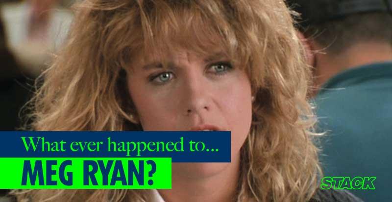 Whatever happened to… Meg Ryan?