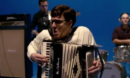Weird Al takes the reins down in Weezer's 'Africa'
