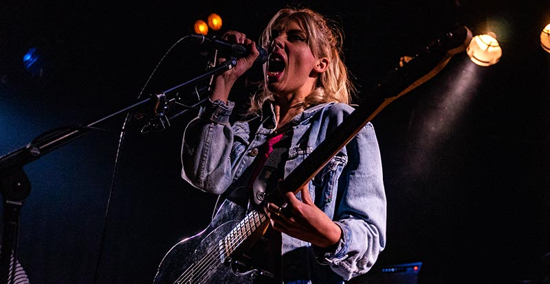 Wolf Alice @ The Corner – gallery