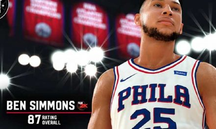NBA 2K19 out now