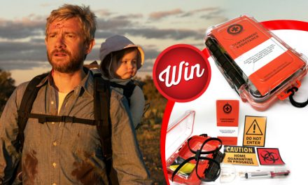 Scared of a zombie apocalypse? This 'Cargo' survival kit has got you covered!