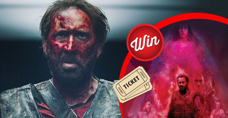 Win tickets to see Mandy – one night event across the country