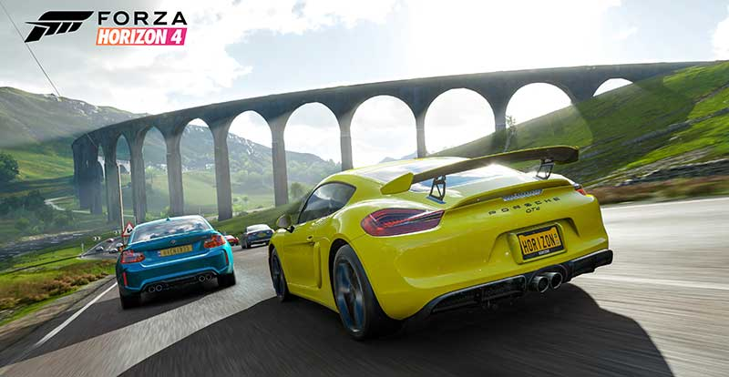 Hands-on with Forza Horizon 4