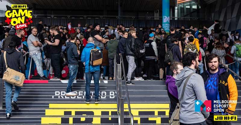 MEO 2018 was Australia's biggest ever Esports event