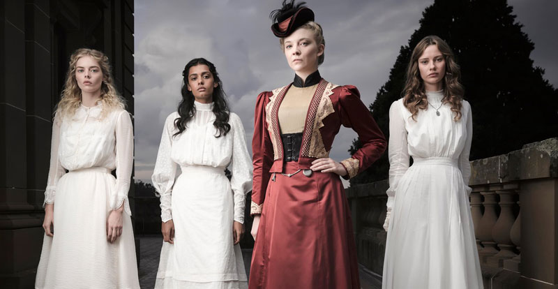 Picnic at Hanging Rock (2018) on DVD & Blu-ray October 3