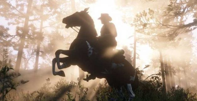 Red Dead Redemption 2 – Horseplay