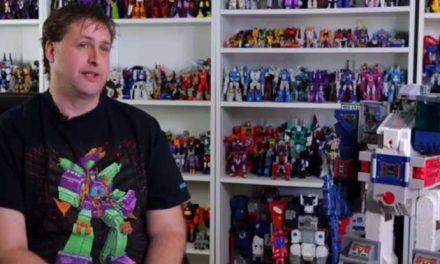 Meet some of Australia's biggest Transformers collectors