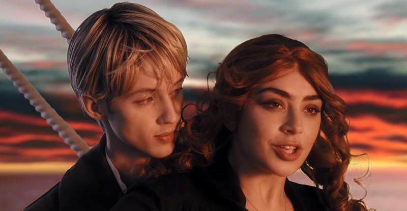 Charli XCX and Troye Sivan go back to 1999