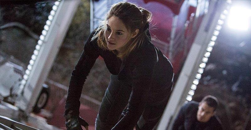 4K November 2018 - Divergent