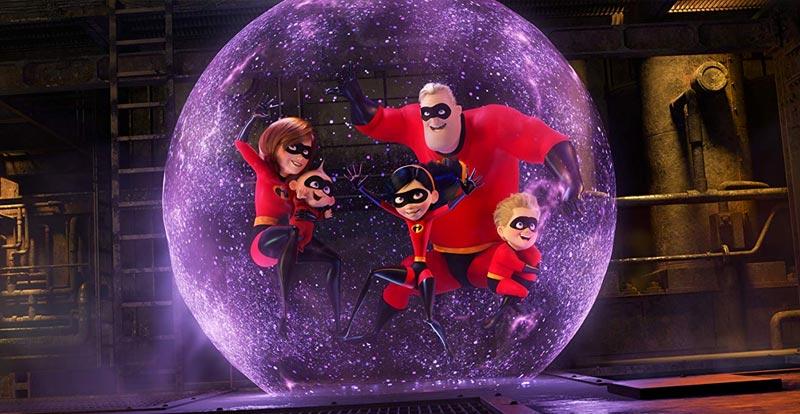 4K November 2018 - Incredibles 2