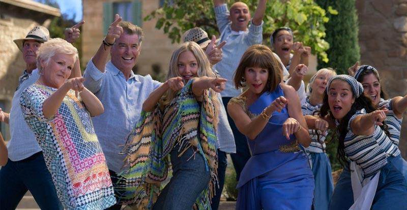 4K November 2018 - Mamma Mia! Here We Go Again
