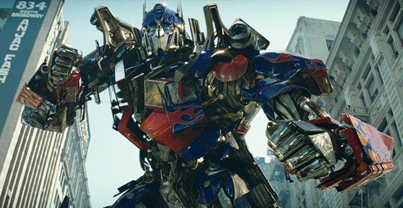 4K November 2018 - Transformers: 5 Film Collection