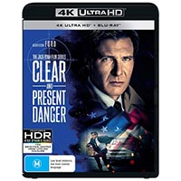 4K November 2018 - Clear and Present Danger
