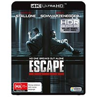 4K November 2018 - Escape Plan