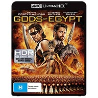 4K November 2018 - Gods of Egypt