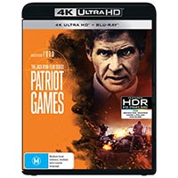 4K November 2018 - Patriot Games