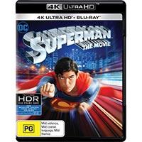 4K November 2018 - Superman: The Movie