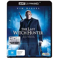 4K November 2018 - The Last Witch Hunter